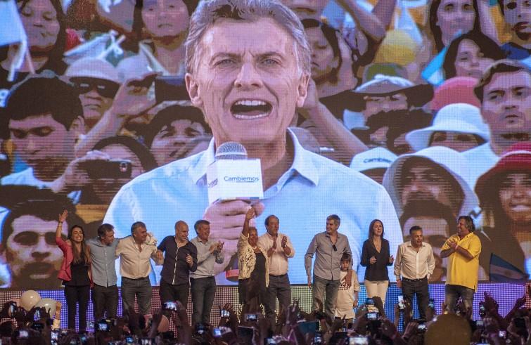 Mauricio Macri è il nuovo presidente argentino