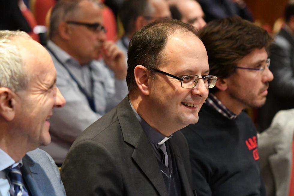 Roma, 24-26 novembre 2016: Federazione Italiana Settimanali Cattolici, XVIII assemblea elettiva nel 50° anniversario di fondazione - don Ivan Maffeis