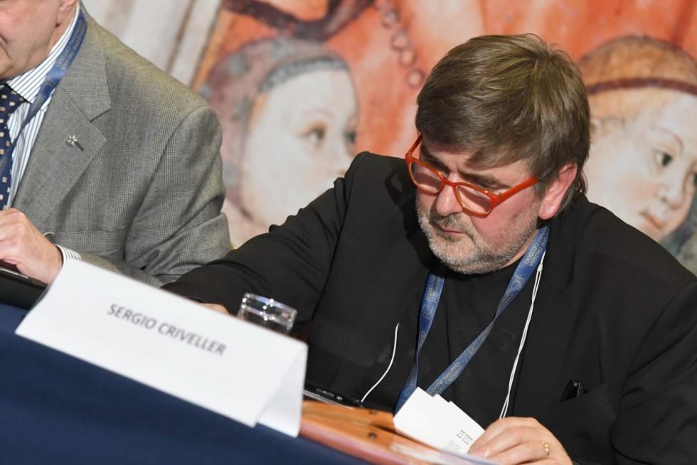 Roma, 24-26 novembre 2016: Federazione Italiana Settimanali Cattolici, XVIII assemblea elettiva nel 50° anniversario di fondazione - Sergio Criveller