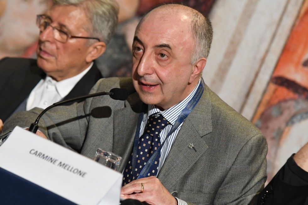 Roma, 24-26 novembre 2016: Federazione Italiana Settimanali Cattolici, XVIII assemblea elettiva nel 50° anniversario di fondazione - Carmine Mellone