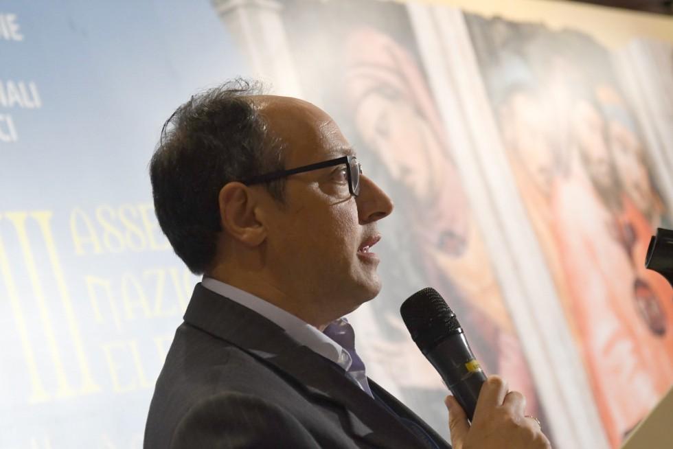 Roma, 24-26 novembre 2016: Federazione Italiana Settimanali Cattolici, XVIII assemblea elettiva nel 50° anniversario di fondazione - Raffaele Iaria