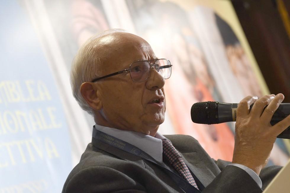 Roma, 24-26 novembre 2016: Federazione Italiana Settimanali Cattolici, XVIII assemblea elettiva nel 50° anniversario di fondazione - Pino Malandrino, Noto