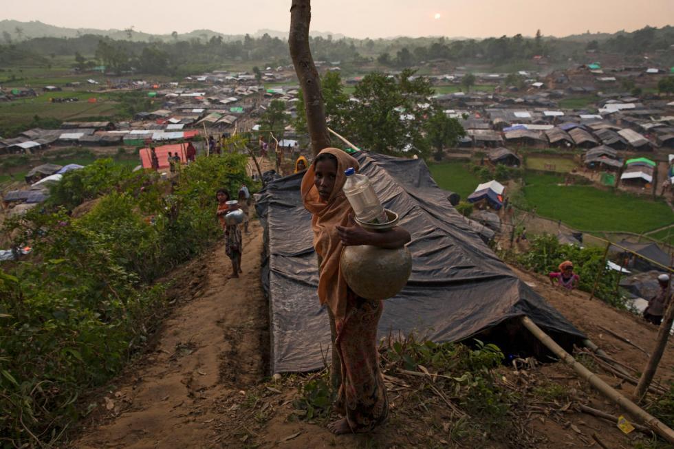 UNICEF-Bangladesh, 2 settembre 2017: profughi Rohingya