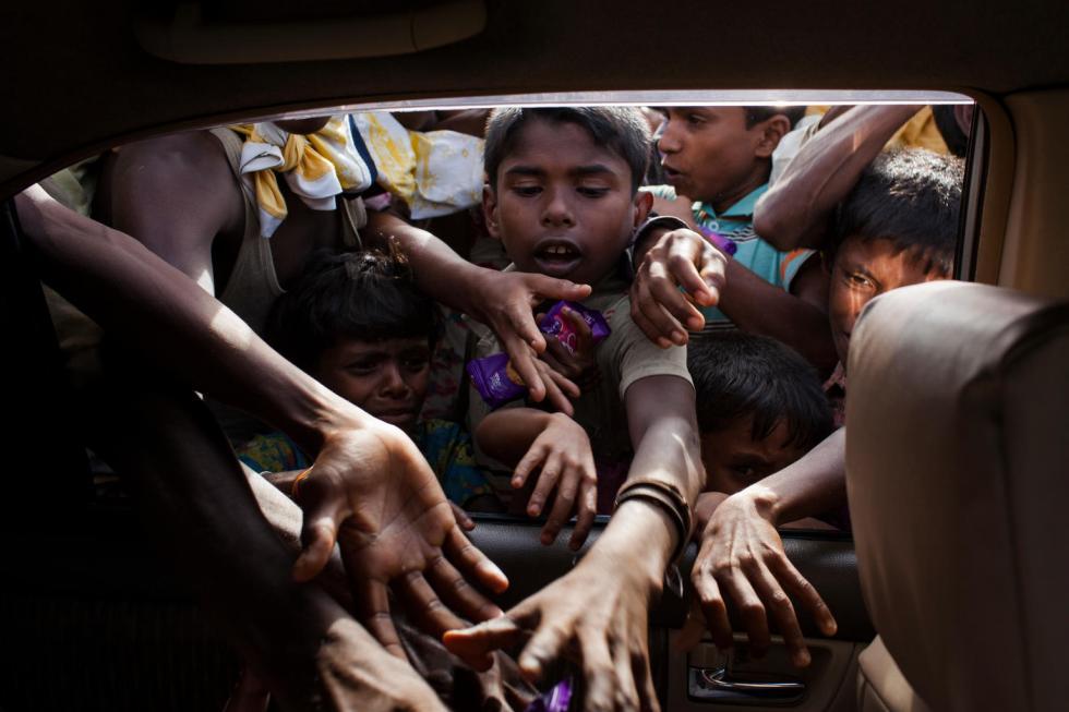 UNICEF-Bangladesh, 8 settembre 2017: profughi Rohingya