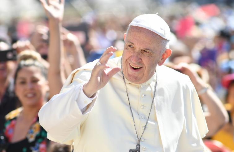 Resultado de imagen para papa en macedonia