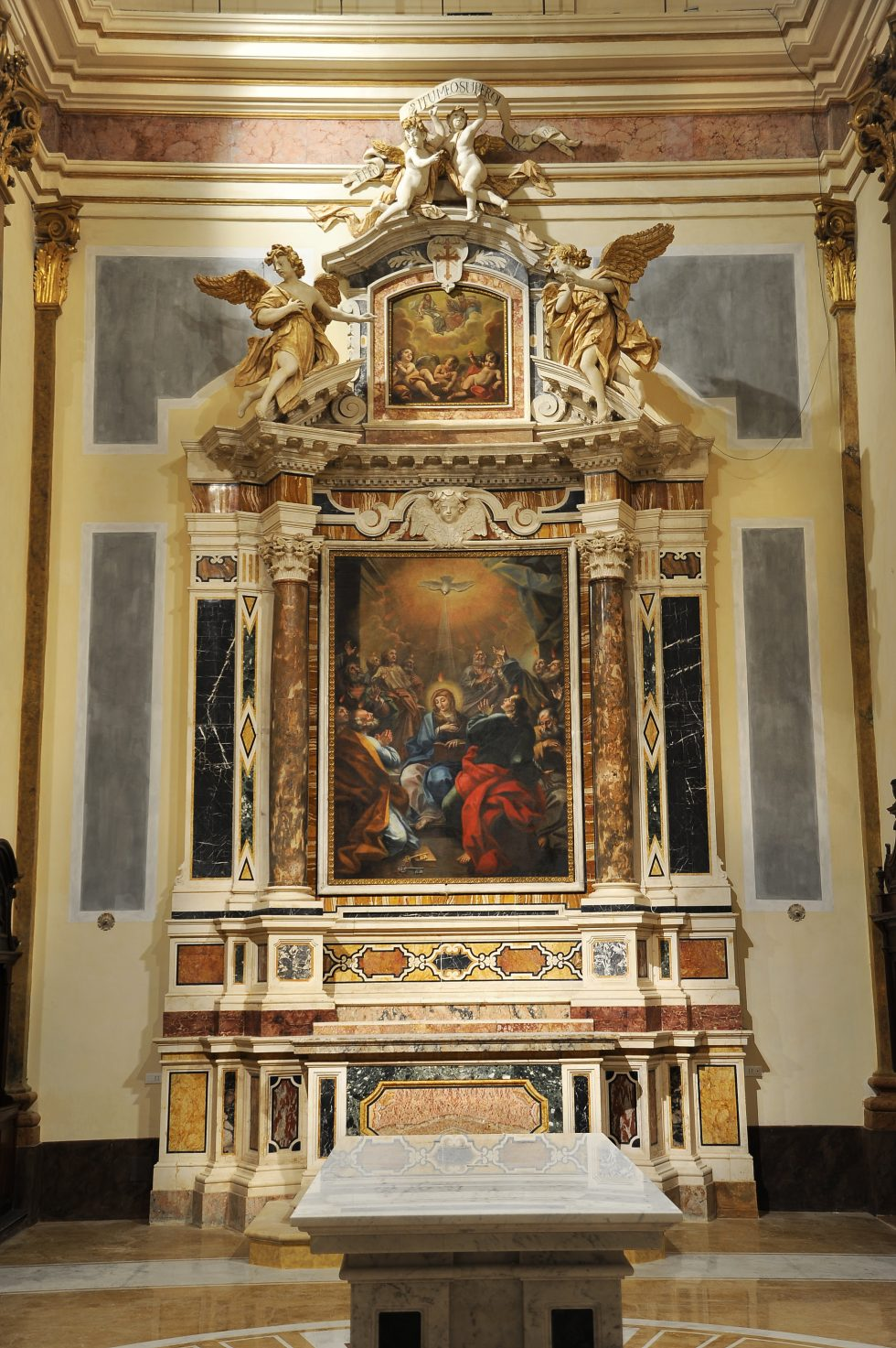 L'Aquila: riapre la chiesa di Santa Maria del Suffragio